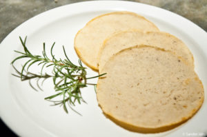 3 tortillas with rosemary