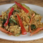 Thai Green Papaya Pad Thai