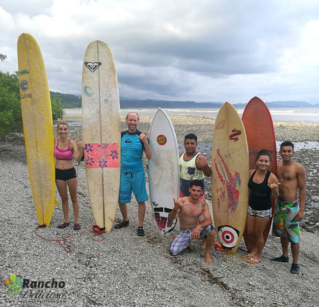 Rancho Delicioso Surf Team