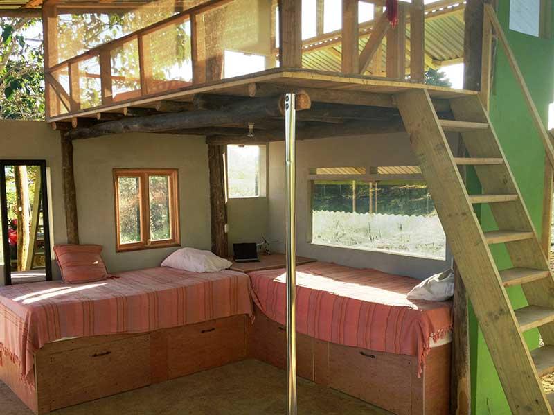 Dorms and Volunteer Housing