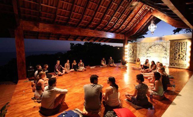 Yoga at Anamaya
