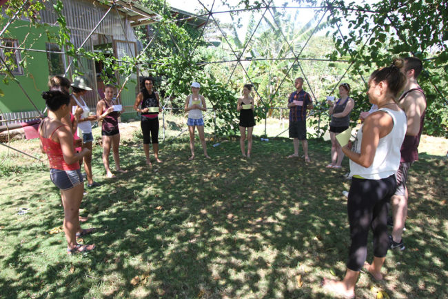 Permaculture Class